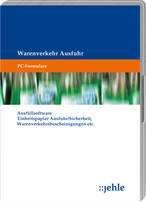 PC Warenverkehr Ausfuhr incl. Handbuch Export und Versand online ...