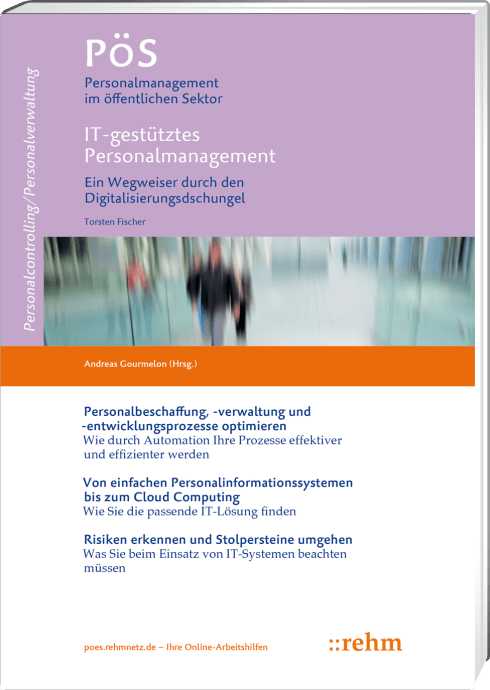 IT-gestütztes Personalmanagement
