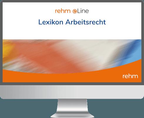 Lexikon Arbeitsrecht Online Online Produkt Arbeitsrecht